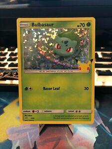 Pokemon TCG - Bulbasaur 1/25 Holo Mcdonald's 25th Anniversary - Pack Fresh NM