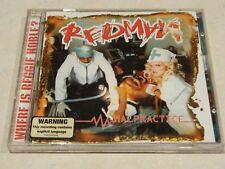 Redman Malpractice CD [Def Jam Recordings]