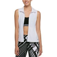 TOMMY HILFIGER SPORT NEW Womens Perforated Active Wear...