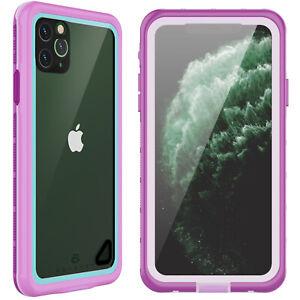 For Apple iPhone 11 / 11 Pro Max Case Waterproof Shockproof Dirtproof Snowproof