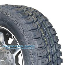 "4 NEW Gladiator 33x12.50R20 Off Road Mud Terrain 10 PLY 33"" 12.50 R20 Tires"