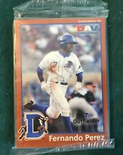 2010 DAV DURHAM BULLS BASEBALL CARD SET