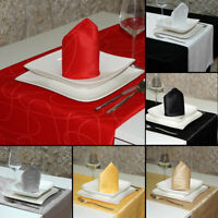 """LINES TABLE RUNNER - ANTI-STAIN PROOF RESISTANT - 50 x 150cm(19""""x59"""")"""