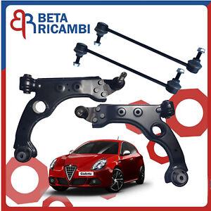 Bracci Oscillanti Alfa Romeo Giulietta + Tirante Barra Stabilizzatrice Anteriore