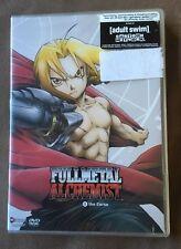 Fullmetal Alchemist - Vol. 1: The Curse (DVD, Uncut) Anime NIB Sealed