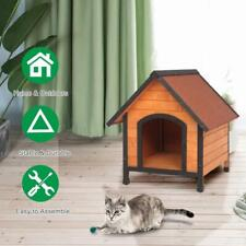 Indoor Outdoor Dog House Pet Shelter Durable For Small Medium Puppy Cats
