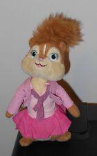 NTS * Ty Beanie Baby ~ BRITTANY Chipmunk From Alvin and the Chipmunks ~ NO TAGS