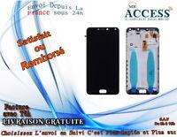 ECRAN LCD ET VITRE TACTILE ET CHASSIS POUR ASUS ZENFONE 4 MAX PLUS ZC554KL NOIR