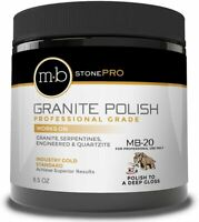MB-20 Granite Polish - PROFESSIONAL USE ONLY 8.5oz. (HOW TO VIDEO)