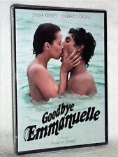 Goodbye Emmanuelle (DVD, 2019) NEW Alexandra Stewart Jean-Pierre Bouvier Olga