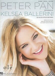 Kelsea Ballerini Peter Pan US Sheet Music