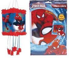 Articles de fête anniversaire-enfant spider-man pour la maison