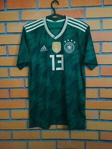 Germany Jersey 2018 2019 Away MEDIUM Shirt Adidas BR3144
