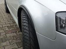 2x Radlauf CARBON opt seitenschweller 120cm für Volvo S60 I Felgen tuning flaps