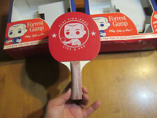 ( 1 ) PADDLE WOOD - FUNKO POP FORREST GUMP PLAY PING PONG LIKE A PRO TARGET