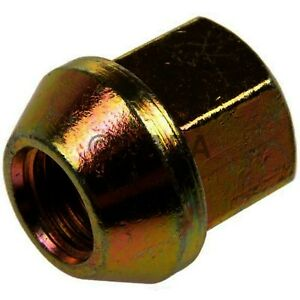 Wheel Lug Nut-Base NAPA/SOLUTIONS-NOE 6412141