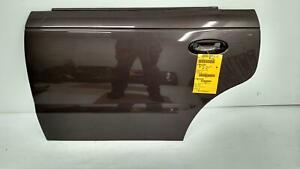 2000 SATURN LS1 Sedan Driver LH Left Rear Door Skin ONLY (weld-on-hinge style)