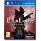Bloodborne juego de THE YEAR para PS4 SONY PLAYSTATION 4 NUEVO PRECINTADO