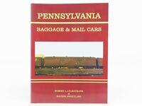 PRR Pennsylvania Baggage & Mail Cars by Liljestrand & Sweetland SC Book