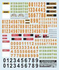 NEW ! DECALS 1/32 PLAQUES RALLYE WRC 2013 ALLEMAGNE /AUSTRALIE - COLORADO  32200
