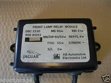 Jaguar Daimler XJ40 XJ6 Delantero Lámpara De Lámpara DBC2230 Módulo De Relé Control