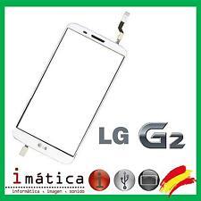 PANTALLA TACTIL LG G2 D802 X5RG DIGITALIZADOR CRISTAL D805 BLANCO BLANCA TOUCH