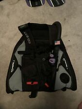 New listing Zeagle Covert BCD With Atomic SS1 Stainless Air2 Size Small