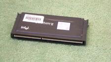 Intel Pentium II MMX 350MHZ SL2U3 350/512/100 Slot 1 CPU Processor