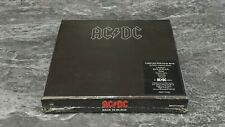 AC/DC Back In Black Fan Pack Box Set CD Limited Edition NEW SEALED RARE