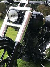 ZRide Gabelcover Harley Davidson Dyna Street Bob FXDB / Super Glide fork shrouds