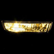 For 1997-2001 Honda Prelude TYPE-SH VTEC Yellow Lens Bumper Fog Light Lamps Set