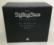 Box Set 7 CDs - The Rolling Stone Collection 25 Years of Essential Rock