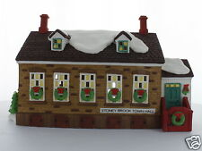 Stoney Brook Town Hall  #56448 Department 56 New England Village Collectible