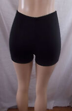 2 TUMMY CONTROL PANTIES SHAPER GIRDLE BLACK, BEIGE PANTY MEDIUM
