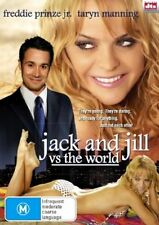 Jack And Jill vs. The World (DVD, 2008) - Region 4