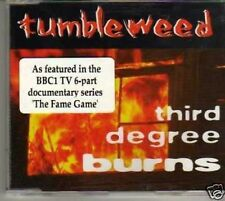 (230I) Tumbleweed, Third Degree Burns - DJ CD