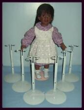"6 KAISER 2601 Doll Stands for 18"" MAGIC ATTIC Ann Estelle"
