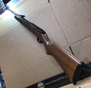 Umarex RWS Model 34 .22 Caliber Wood Stock Air Rifle