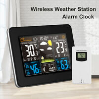 S85814 La Crosse Technology Wireless Color Weather Station with TX141TH-BV2 NIB
