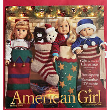 American Girl Holiday 2004 Catalog Collectible Gifts Dolls Clothing