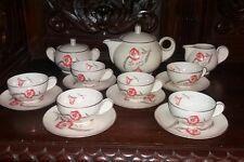 Stupendo servizio da tè da 6 Thomas Ivory, Rosenthal, completo e  perfetto.