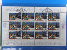 unicef 1987 Briefmarken Tag der Vereinten Nationen  ST