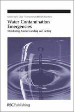 Special Publications: Water Contamination Emergencies : Monitoring,...