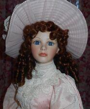 "29"" Porcelain Doll - Court of Dolls - Lavenda - 9603 - 3697/5000"