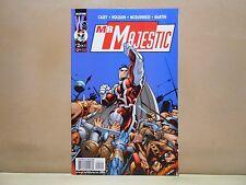 MR. MAJESTIC #2 of 9 1999/02 DC WildStorm 9.0 VF/NM Uncertified