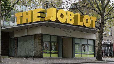 JOB LOT WHOLESALERS UK