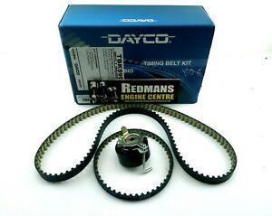 fits Ford 1.0 Eco boost DAYCO Timing belt kit x2 belts turbo Fiesta Focus c max