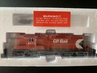 Proto 2000 CP7i CP RAIL locomotive limited edition w/ DCC & Sound (RARE) HO Scal