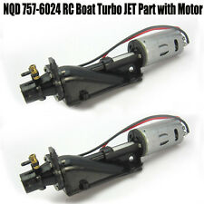 Electric 757-6024 NQD RC Boat Turbo JET substitution section Set avec 390 Motor