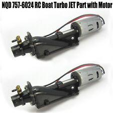 Avec 390 outil électrique 757-6024 RC NQD Jet boat Turbo partie Set de remplacement